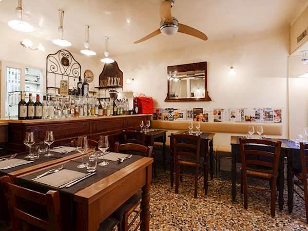 Restoran Makanan Laut Terbaik di Venesia Italia