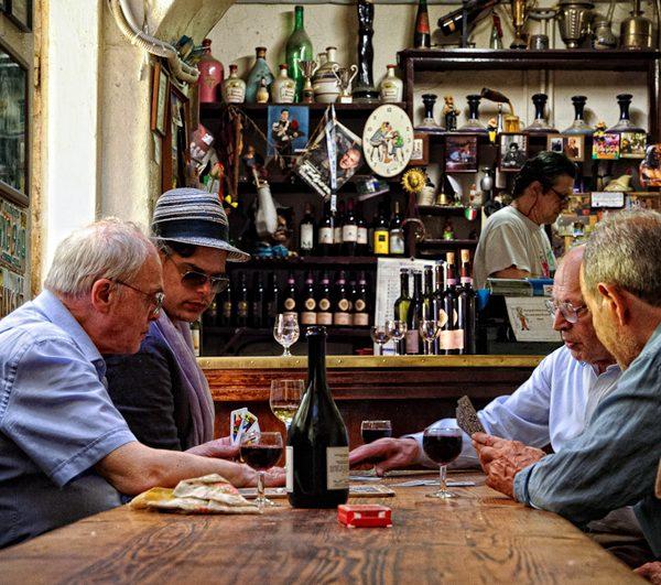 Tipe-Tipe Restoran Yang Ada di Italia Bagian 1